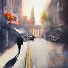 Man at St Martin's Lane by Henry Jones
