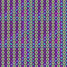 Strange Gradient Orbs Pattern 2 by MARTYMAGUS1