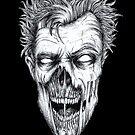 Zombie Head von Anthony McCracken