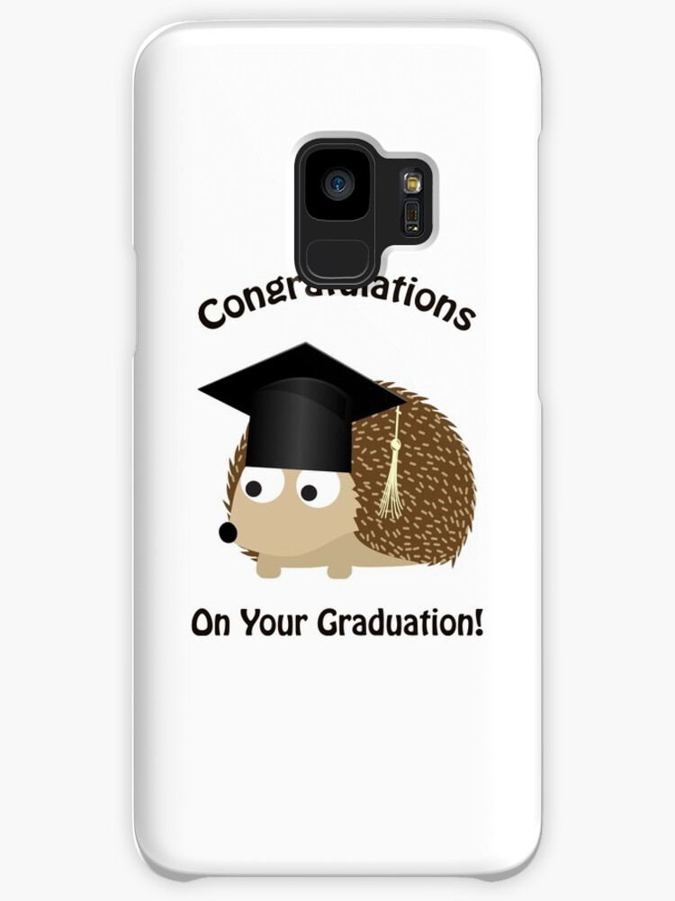 congratulations on your graduation hedgehog by eggtooth