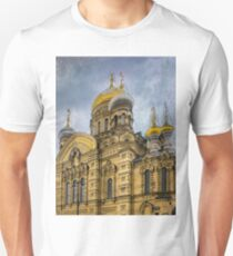 Church of the Assumption of the Blessed Virgin Mary - St. Petersburg T-Shirt