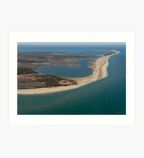 Chappaquiddick, Martha's Vineyard Vacation Paradise Art Print