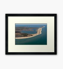 Chappaquiddick, Martha's Vineyard Vacation Paradise Framed Print
