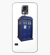 DOCTOR WHO TARDIS Case/Skin for Samsung Galaxy