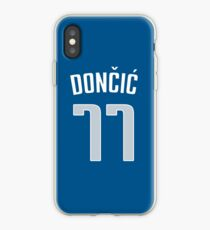 Luka Doncic Jersey iPhone-Hülle & Cover