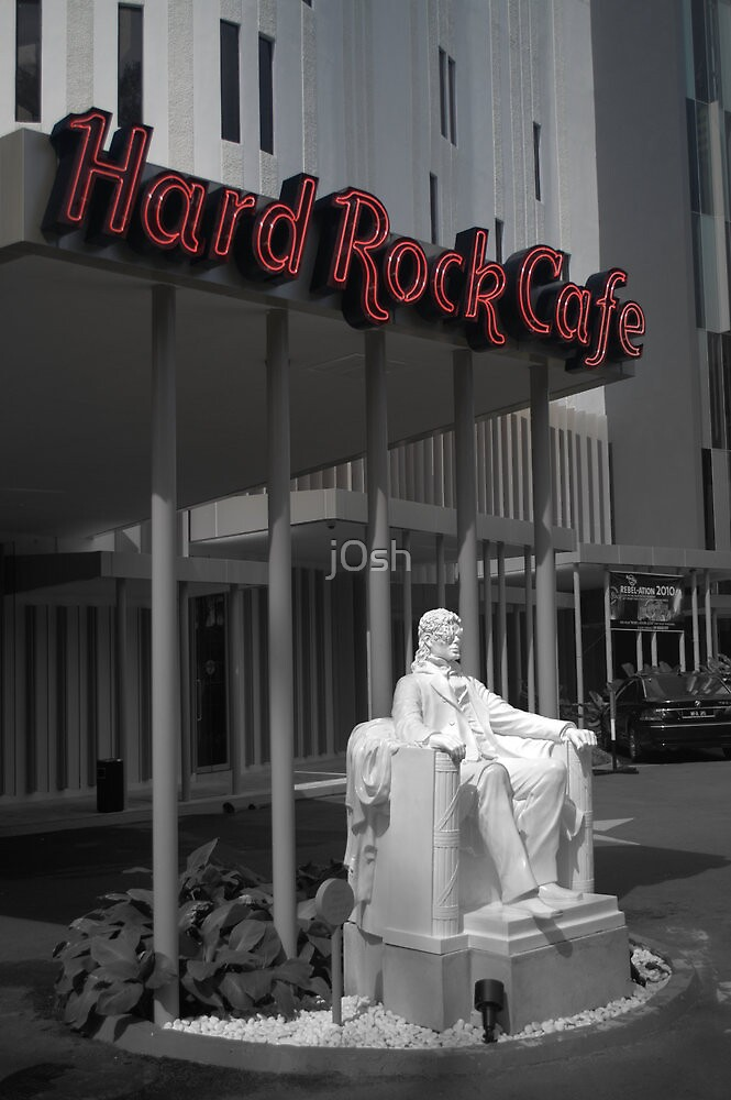 MJ On The Rocks by j0sh