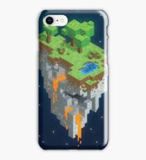 Minecraft HEXELS iPhone Case/Skin