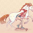 Signe du cheval by HypathieAswang