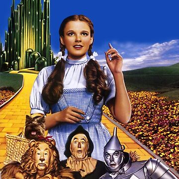 The Wizard of Oz Yellow brick Road by MrTartBottom