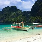 Fishing Boat - Palawan Islands, Philippines by GypsySoulImages