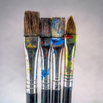 Brushes by Nigdaw