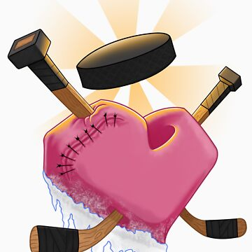 Sacred Heart of Hockey by blueandgold923