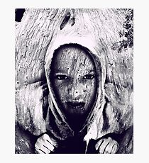 Hood in the Wood Photographic Print
