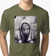 Hood in the Wood Tri-blend T-Shirt