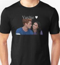 Varchie Riverdale Netflix Veronica Archie Unisex T-Shirt