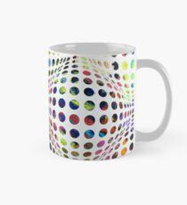 Homage (To Victor Vasarely) Mug