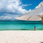 White Beach - Boracay, Philippines by GypsySoulImages