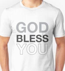 God Bless You (b) T-Shirt
