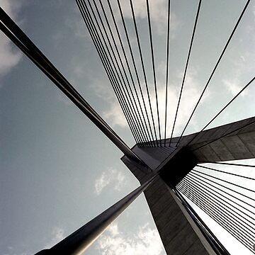 Anzac Bridge #1 by ElizabethMcPhee