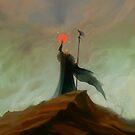 The dread wolf rises by nipuni
