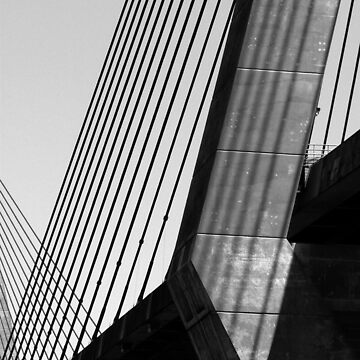 Anzac Bridge #4 by ElizabethMcPhee