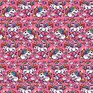 Baby unicorns by nokhookdesign