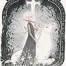 Saint Dymphna  by thedrawingduke