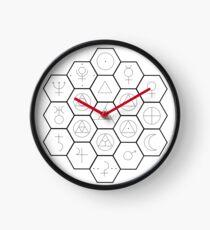 Bashar: Sedona Vortex Array Clock Clock