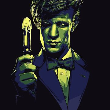 Who? The Doctor Himself! by sologfx