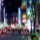 Tokyo by LAURANCE RICHARDSON