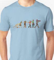 Rust evolution Unisex T-Shirt