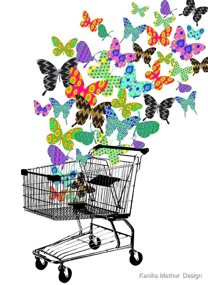 Urban Butterflies by Kanika Mathur  Design
