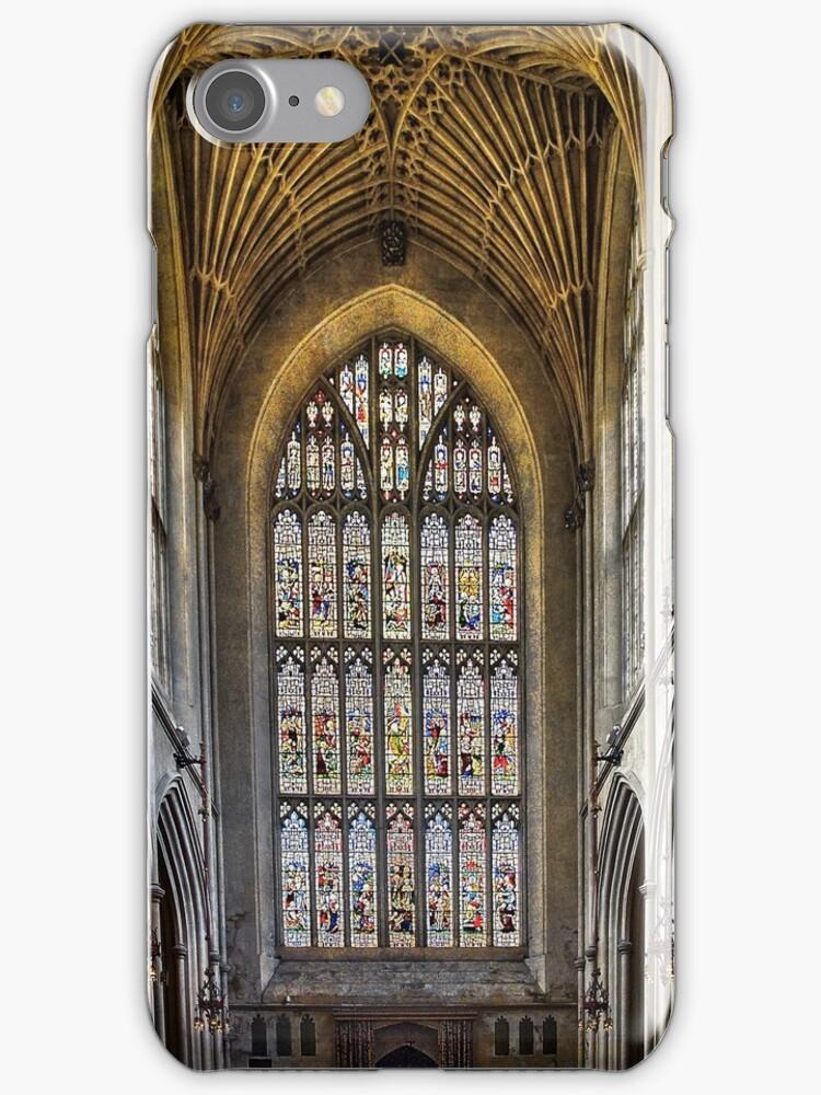 Holly window by LudaNayvelt