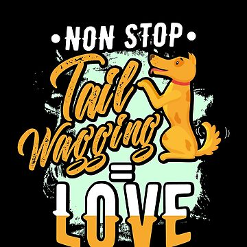 Dog Lovers | Tail Wagging Love by highparkoutlet