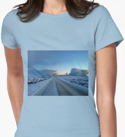 Dramatischer Dawn Drive T-Shirt
