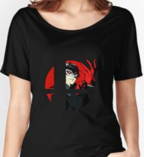 The Joker (Persona) in Smash Ultimate Women's Relaxed Fit T-Shirt