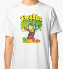 Freakies-Getreide-Kunst-Illustration Classic T-Shirt