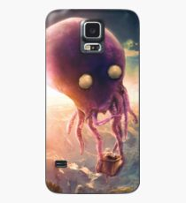 Octopus Riders Case/Skin for Samsung Galaxy