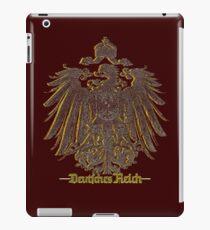 Deutsches Reich ..German Empire Eagle 1888 iPad Case/Skin