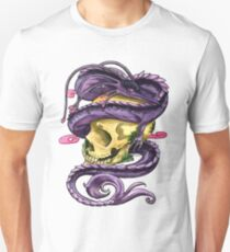 Dragon of thought Unisex T-Shirt