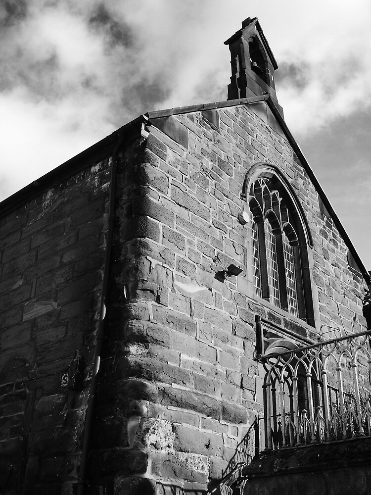 Chester Church by clivester