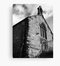 Chester Church Canvas Print