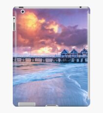 Busselton Jetty Sunrise iPad Case/Skin