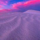 Esperance Dunes Sunset by Paul Pichugin