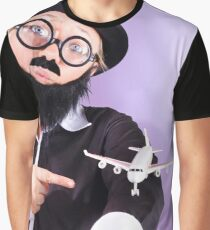 Aviation nerd Graphic T-Shirt