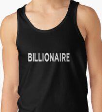 Billionaire T Shirt Men's Tank Top