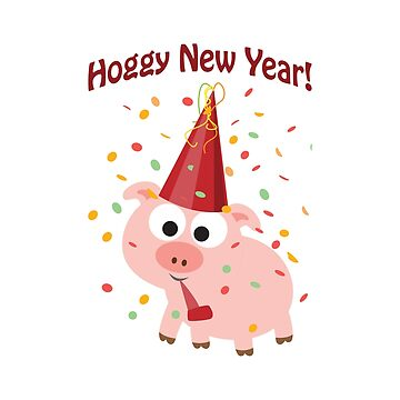 Hoggy New Year by Eggtooth