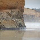 Anglesea Beach by Aaron  Kinzer