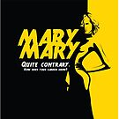 Mary, Mary, Quite Contrary (Panel 1 of 3) by marv42