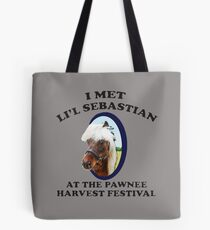 Li'l Sebastion Tote Bag
